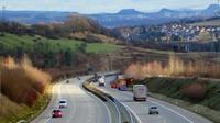 Autobahn mit meisterei