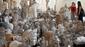 Dresdner skulpturen seit hochwasser in notausstellung 5081718