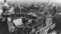 Dresden nach dem bombenangriff 1945 17400261