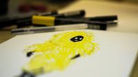 Zeichnung breit